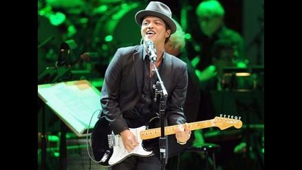 Bruno Mars inicia ´The Moonshine jungle Tour´ en EEUU
