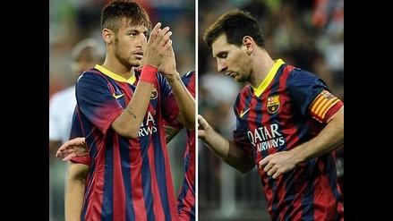 Xavi: Neymar y Lionel Messi se harán mejores jugando juntos