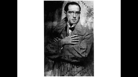 Homenaje a Abraham Valdelomar en la Caslit