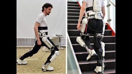 ´Suit HAL´, el traje robótico que ayudará a discapacitados y ancianos