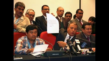 Cafetaleros llegan a un acuerdo con el Ejecutivo y levantan huelga