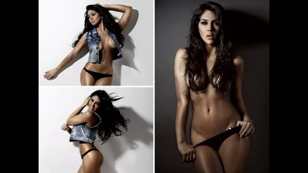 Las mejores fotos de Vania Bludau, la belleza que descuidó ´el wachiman´