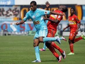 Sporting Cristal recibe a Sport Huancayo en el incio de las liguillas