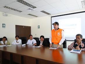 Lambayeque: Indeci evalúa enviar ayuda humanitaria a Puno