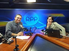 Lupe Maestre y Ricarte Cortez celebran sexto año de Confidencias en RPP