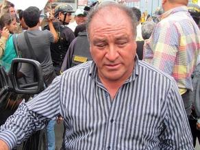 Lectura de sentencia al alcalde de Chiclayo será el 16 de setiembre