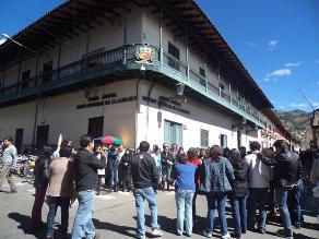 Instalan Juzgado de Paz en Lucmar provincia de Chota