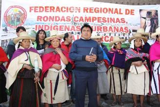 Cajamarca: Detienen a rondero por realizar disparos en plaza de armas