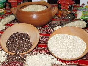 Receta del día: sopa de quinua