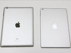 Filtran diseño del nuevo iPad de Apple en video