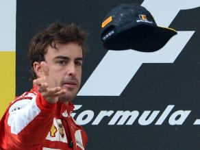 Fernando Alonso es el piloto mejor pagado del mundo, según Forbes