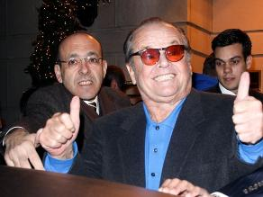 ´Jack Nicholson se retira del cine por problemas de memoria´
