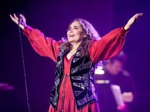 Tania Libertad y Armando Manzanero cantarán juntos en Colombia