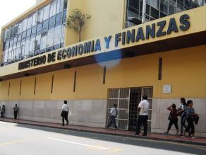 Crearán fondo para estabilizar ingresos por canon en regiones