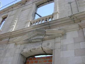 Crítica infraestructura de Gobernación de Tacna representa un peligro