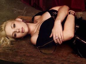 Se nos casa: Las 20 portadas más sensuales de Scarlett Johansson