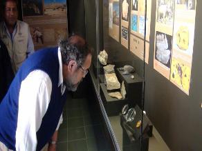 Lambayeque: Esperan más de 20 mil visitantes en muestra paleontológica