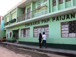 Ascope: Presunto delincuente fuga de manos de policía en Paiján