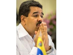 Maduro dice que han sido