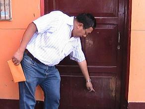 Disparan contra casa de regidor de municipio provincial de Ica