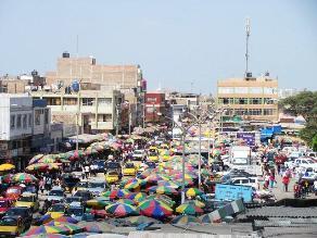 Chiclayo: Desalojo de ambulantes del mercado modelo es inminente