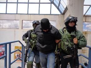 Trujillo: Policía recaptura a reo que fugó del penal El Milagro