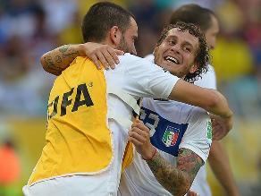 Italia venció a Bulgaria y se afianza como líder rumbo al Mundial 2014