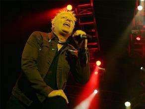 The Offspring descargó todo su punk rock en el Parque de la Exposición