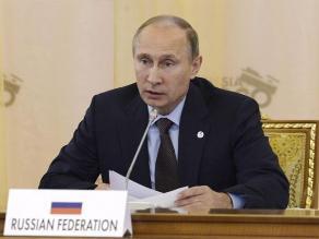 Putin: EEUU solo cuenta con el apoyo de cinco miembros del G20