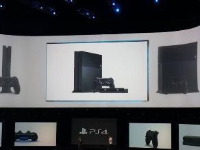 ¿Cuánto costará la PlayStation 4 en el Perú?
