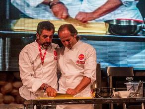 Mistura reúne a 20 de los mejores cocineros del mundo