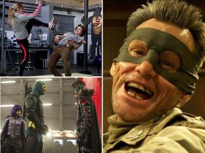 Imágenes de Kick-Ass 2, probablemente la película más violenta del año