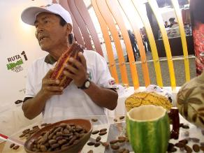 Turismo con sabor a chocolate: 'La Ruta del Cacao' en Mistura 2013