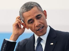 Obama no consiguió apoyo del G20 para atacar Siria