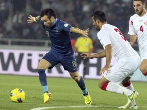 Francia no paso del empate a cero con Georgia en Clasificatorias Europeas