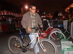 II Festival Lima Vive Rock contará con estacionamiento para ciclistas