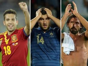 Conoce todos los resultados de este viernes en las Clasificatorias Europeas