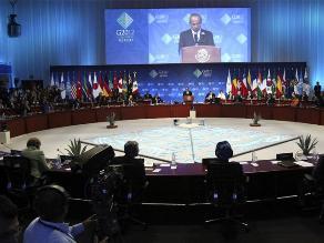 Sindicatos proponen al G20 un impuesto global para transacciones