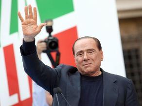 Apelación sobre inhabilitación de Berlusconi inicia el 19 octubre