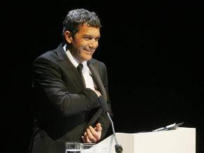 Antonio Banderas presenta película animada