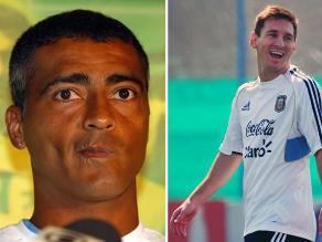Romario: Lionel Messi tiene el Síndrome de Asperger