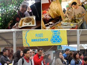 Mundo Amazónico De La Selva Su Gastronomía En Mistura 2013