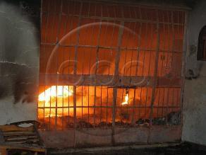 La Libertad: Reportan incendio en la Municipalidad de Sayapullo