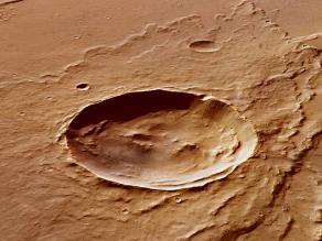 Científicos esperan hallar restos de vida en Marte