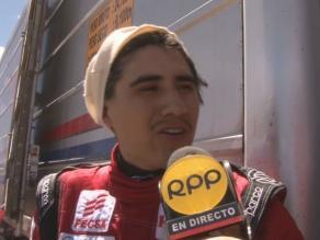 Ronmel Palomino negó ser serio candidato al título en Caminos del Inca