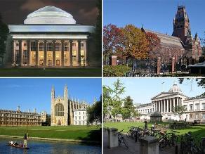 Conoce un poco más de las once mejores universidades del mundo