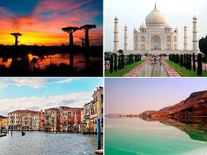 Los 10 maravillosos lugares condenados a la extinción en nuestro planeta