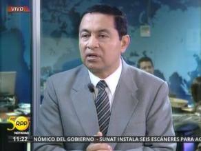 Cuestionan pronunciamiento de Figallo sobre arresto domiciliario