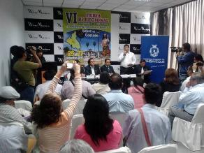 Eventos costumbristas en feria birregional Lambayeque-Cajamarca