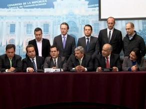 Regidor de PPC a Villarán: No nos amedrentan amenazas